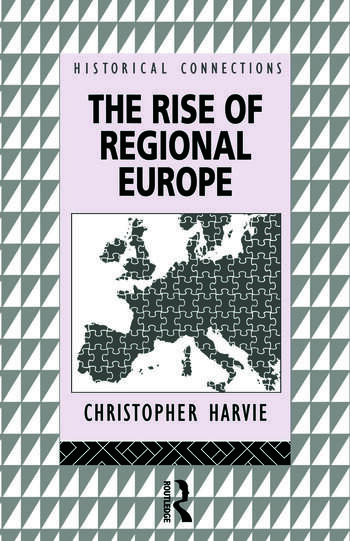 The Rise of Regional Europe book cover