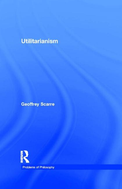 Utilitarianism book cover