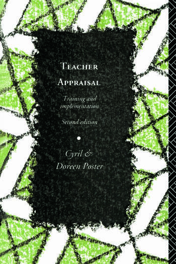Teacher Appraisal Training and Implementation book cover