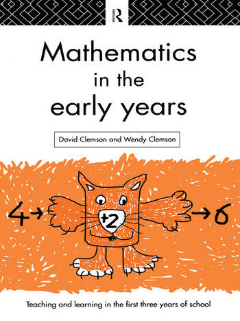Mathematics in the Early Years book cover