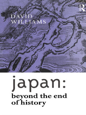 Japan: Beyond the End of History book cover
