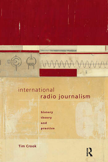 International Radio Journalism book cover