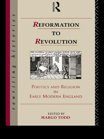Reformation to Revolution book cover