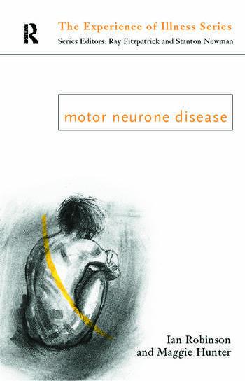 Motor Neurone Disease book cover