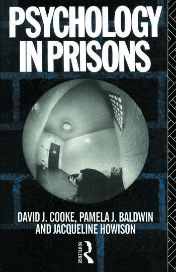 Psychology in Prisons book cover
