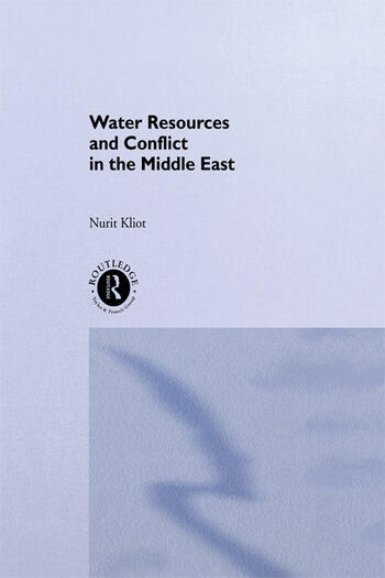 Water Resources and Conflict in the Middle East book cover