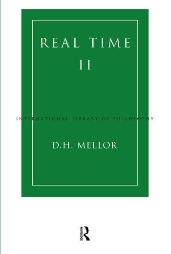 Real Time II book cover