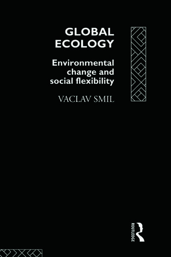 Global Ecology Environmental Change and Social Flexibility book cover