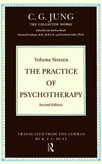 The Practice of Psychotherapy Second Edition book cover