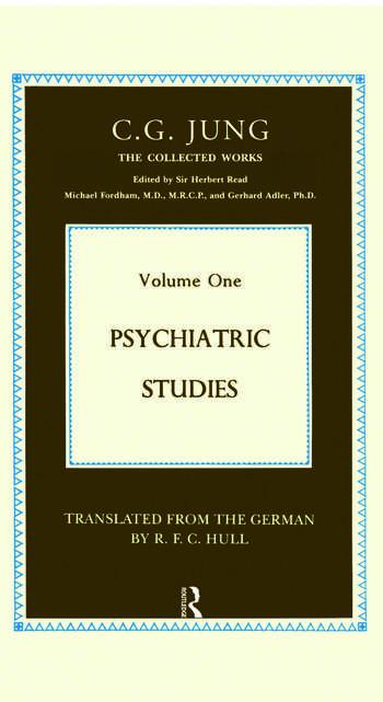 Psychiatric Studies book cover
