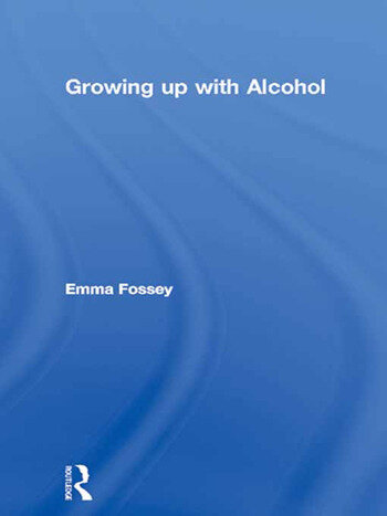 Growing up with Alcohol book cover