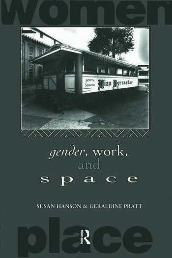 Gender, Work and Space book cover