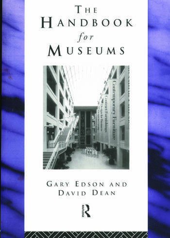 Handbook for Museums book cover