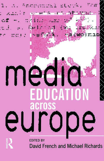 Media Education Across Europe book cover