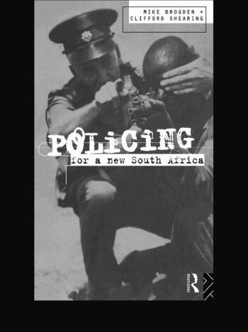 Policing for a New South Africa book cover