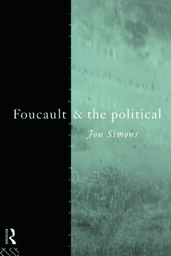 Foucault and the Political book cover
