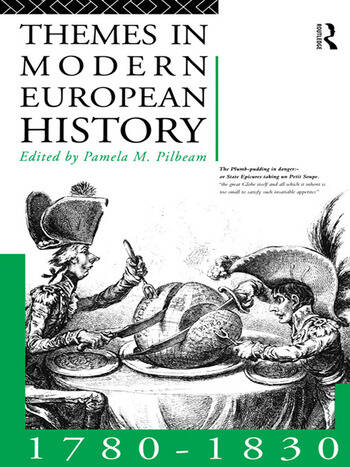 Themes in Modern European History 1780-1830 book cover