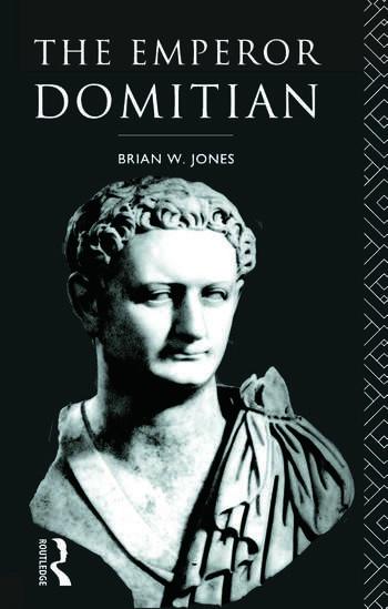 The Emperor Domitian book cover
