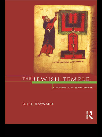 The Jewish Temple A Non-Biblical Sourcebook book cover