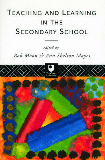 Teaching and Learning in the Secondary School book cover