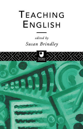Teaching English book cover