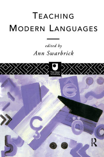 Teaching Modern Languages book cover