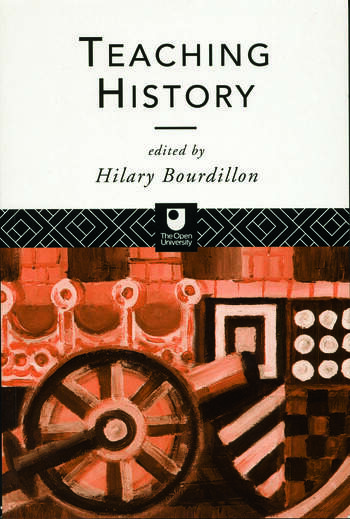 Teaching History book cover