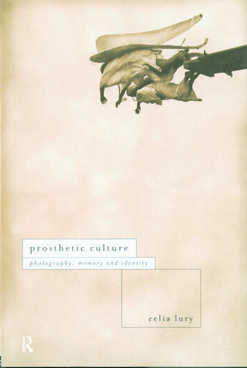 Prosthetic Culture book cover