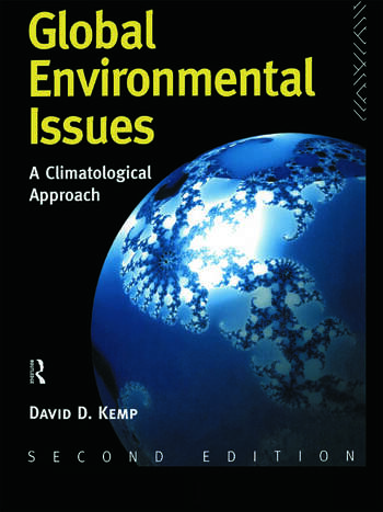 Global Environmental Issues A Climatological Approach book cover