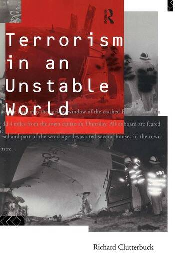 Terrorism in an Unstable World book cover