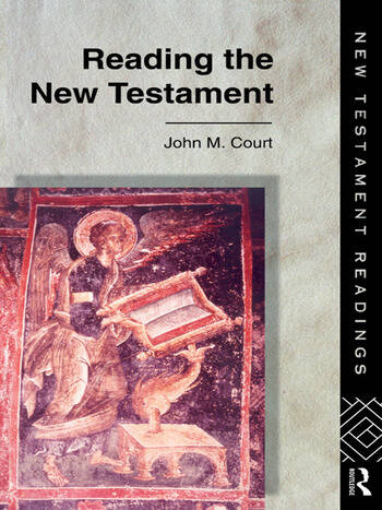 Reading the New Testament book cover