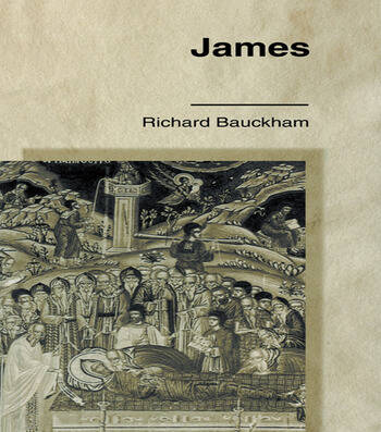James book cover
