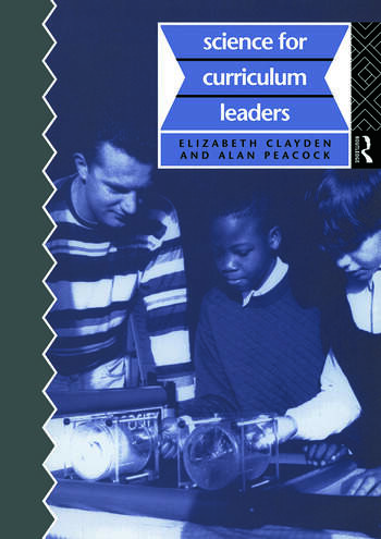 Science for Curriculum Leaders book cover