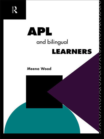 APL and the Bilingual Learner book cover