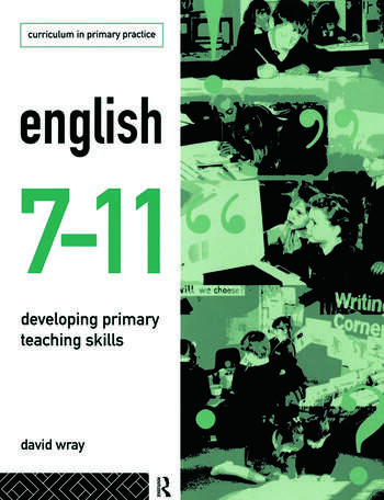 English 7-11 Developing Primary Teaching Skills book cover