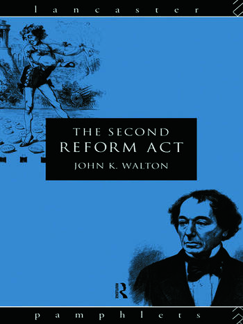 The Second Reform Act book cover