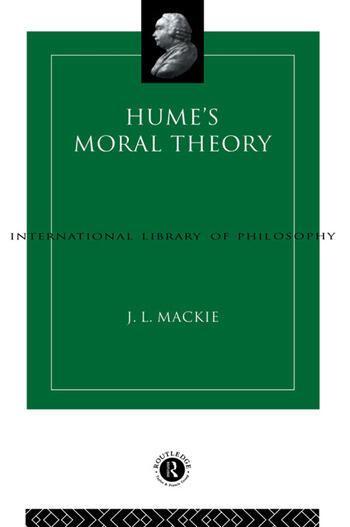 Hume's Moral Theory book cover