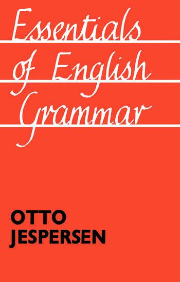 Essentials of English Grammar 25th impression, 1987 book cover