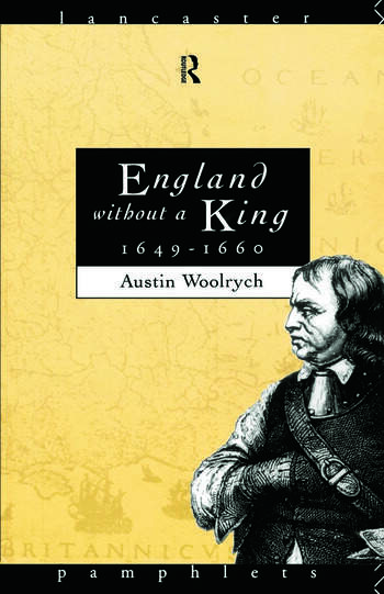 England Without a King 1649-60 book cover