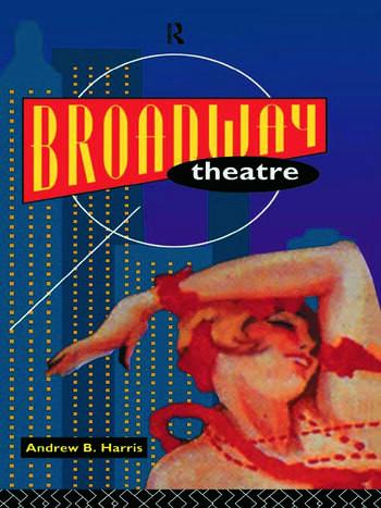Broadway Theatre book cover