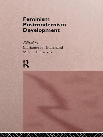 Feminism/ Postmodernism/ Development book cover