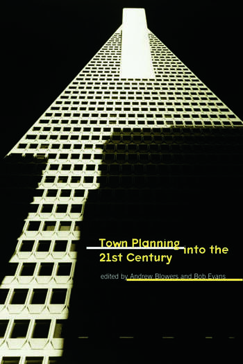 Town Planning into the 21st Century book cover