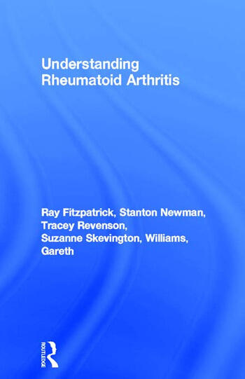 Understanding Rheumatoid Arthritis book cover