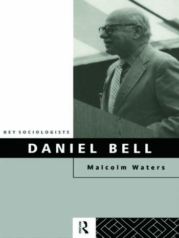 Daniel Bell book cover