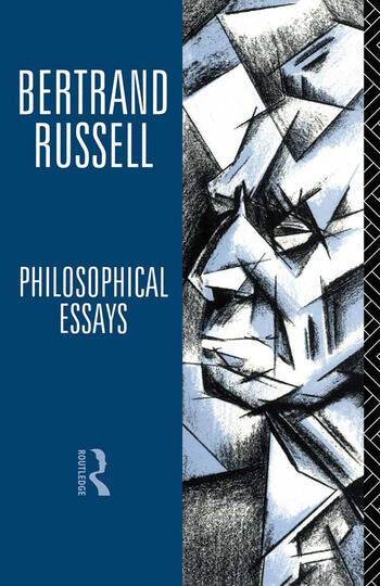 Philosophical Essays book cover