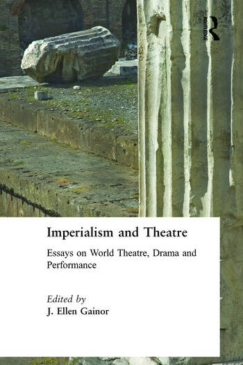 Imperialism and Theatre book cover
