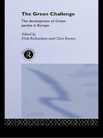 The Green Challenge The Development of Green Parties in Europe book cover