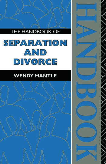 The Handbook of Separation and Divorce book cover