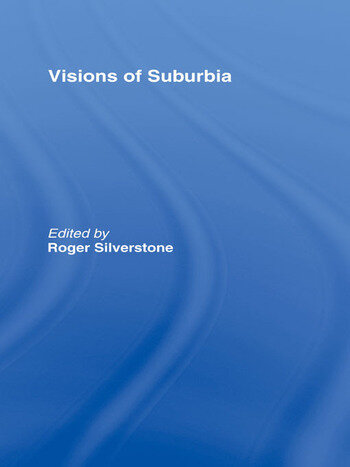 Visions of Suburbia book cover