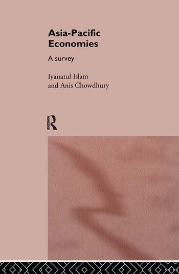 Asia-Pacific Economies A Survey book cover